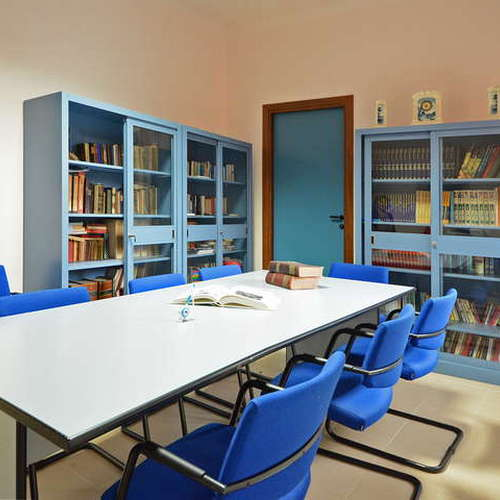 Biblioteca Civica Tolentino